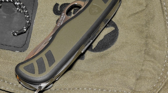 Swiss Army Knife – nóż szwajcarskiej armii