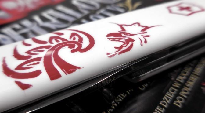 Biało-Czerwony Victorinox Spartan
