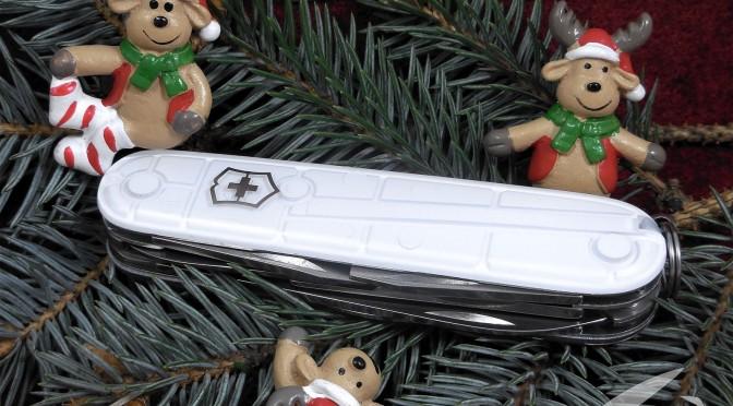 Victorinox Climber White Christmas – cały nabiało