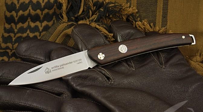 Puma IP Ardilla Palisander – elegancki nóż dla eleganckiego mężczyzny