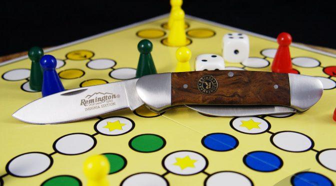 Remington Sportsman Canoe Insignia Edition – ostatni chińczykanin