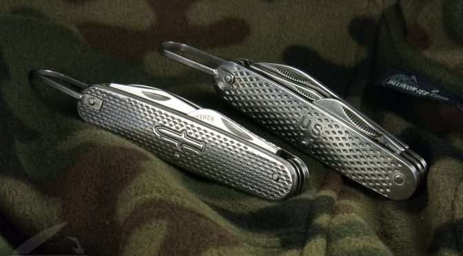 Camillus Trench iMarble's 278 – współczesne Demo Knives