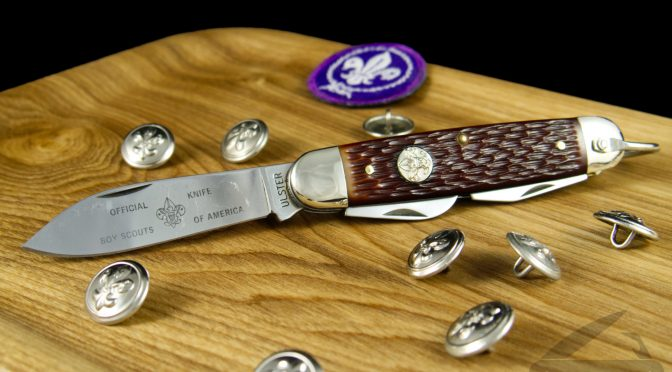 Ulster ULSC4G Scout Knife (BSA#1996) – Prepared For life
